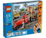 LEGO City Rode vrachttrein - 3677